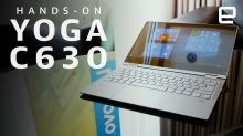 Lenovo's Yoga C630 is a Snapdragon-powered laptop with more potential