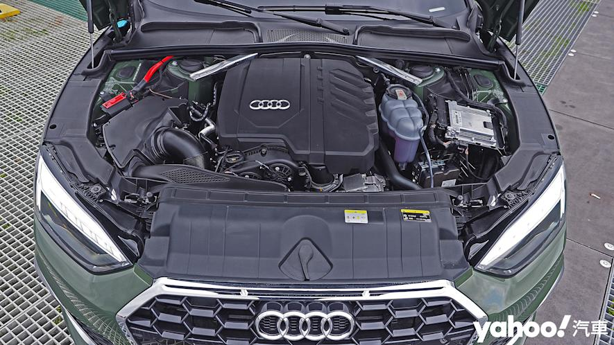 捉艷疾走!2021 Audi A5 Sportback 40 TFSI S line小改款試駕 - 12