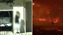 Two teens charged over deliberately lighting Queensland fire
