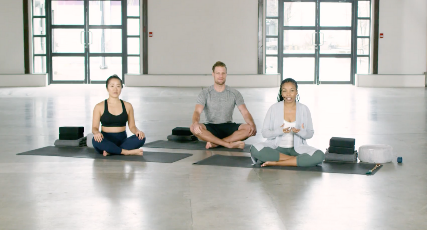 Free Online Yoga Classes Available At Lululemon