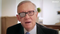 Harry Reid calls it quits