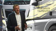 VW will mit Lkw-Börsengang mehr als 6 Milliarden Euro einnehmen