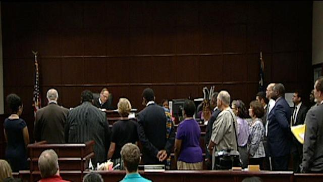NAACP protesters court cases delayed