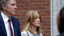 Felicity Huffman could get a month in prison, $20K fine in college admissions scandal