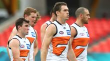 Geelong confirms 'big time' interest in Giants spearhead