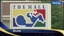 Shoplifter targets area malls
