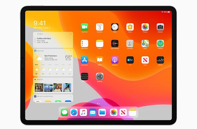 The iPad is getting its own OS