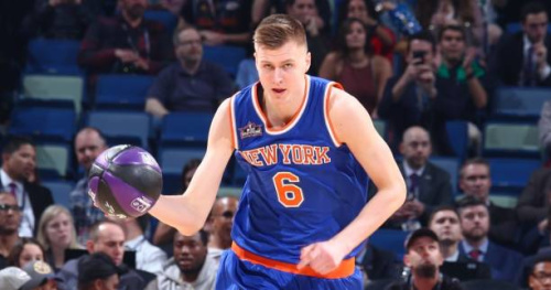 Basket - Euro (H) - Kristaps Porzingis participera à l'EuroBasket avec la Lettonie