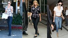 Taylor Swift's go-to plaid shirt is 40% off — but only until Sunday