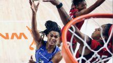 So lief das WNBA-Debüt von Satou Sabally