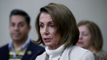 Pelosi denies Democrats are divided on strategy for 2018