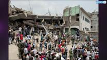 Bangladesh Accuses 17 Over Garment Factory Collapse