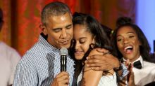 President Barack Obama Adorably Serenades Daughter Malia on Her 18th Birthday