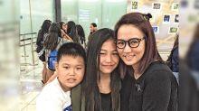 Vivian Lai keeps an open mind about kids joining showbiz