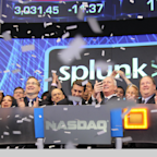 Splunk had a classic 'beat and raise' quarter and Wall Street is cheering (SPLK)