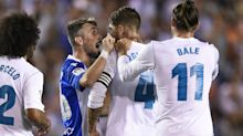 Real Madrid captain Sergio Ramos equals LaLiga record for red cards