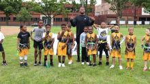 Steelers take part in Juneteenth celebrations