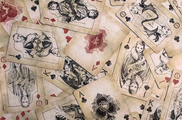 Joystiq Deals: Game of Thrones playing cards, Paradox sale