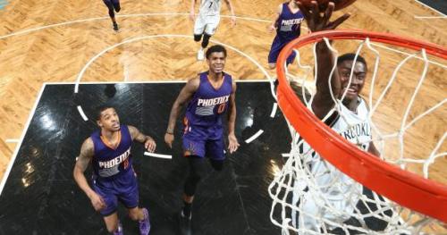 Basket - NBA - Phoenix a aligné le plus jeune cinq de l'histoire