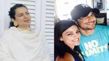 Sushant's Sister Shweta Singh Asks For Security To Kangana Ranaut