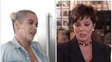 Khloé Kardashian Said She Was Coming For Kris Jenner After Lamar Odom Revelation