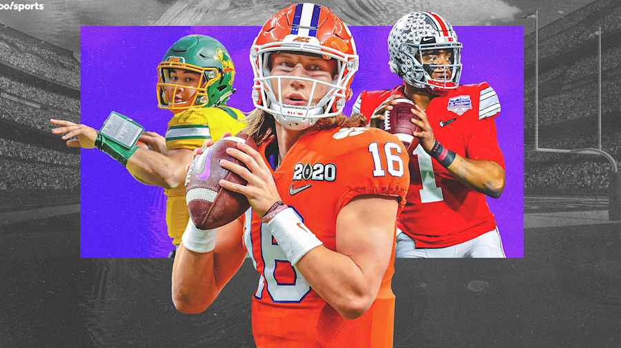QBs in 2021 NFL draft offer amazing potential