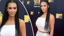 Kim Kardashian slammed for 'cultural appropriation'