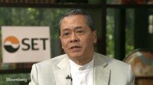 Kasikornbank CEO Says 'More Intelligent' Lending Will Make Up for Lost Fees