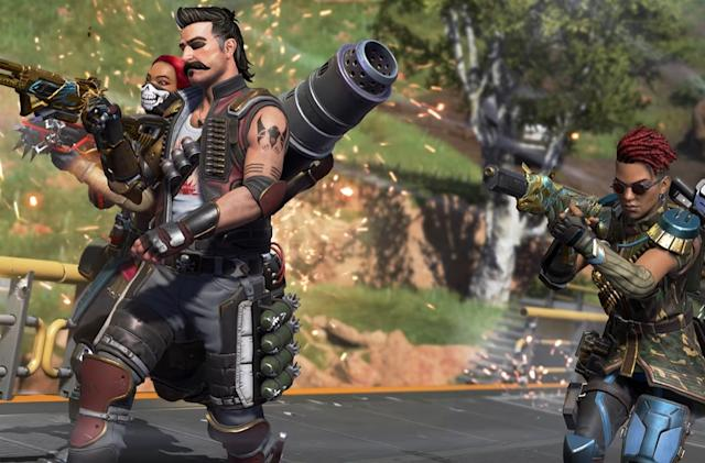 EA points to growth for FIFA Ultimate Team, 'Apex Legends' and 'Sims 4'