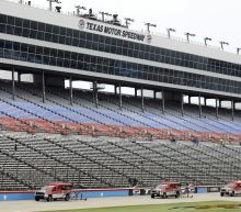 NASCAR playoffs rained out for 3rd consecutive day at Texas