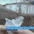 Baltimore officers accused of planting evidence; body camera video released