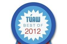 TUAW Best of 2012 Nominations: Mac