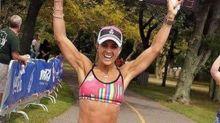 Com câncer no cérebro, mulher corre 7 maratonas em 7 dias para arrecadar fundos para pesquisas