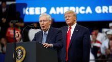 Trump Keeps Butting Into Senate Races, Causing Headaches For GOP