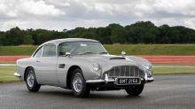 El primer Aston Martin DB5 Goldfinger 'continuation' ya se ha fabricado