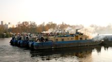 Berlin: Dieselgestank von Schiffen: Bundesbehörde macht Hoffnung