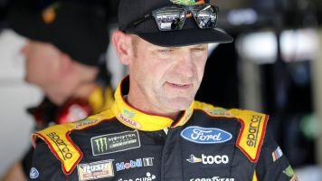 Pressure off Bowyer for next season but not NASCAR playoffs