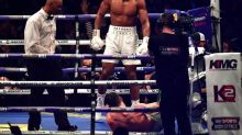 Anthony Joshua vs Wladimir Klitschko was a brawl from another time, a brutal fight and an instant modern classic
