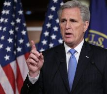 McCarthy praises Trump over Biden because he 'didn't need to sleep 5 hours a night'