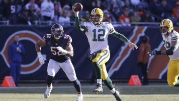 Rodgers' revenge driving Packers this season