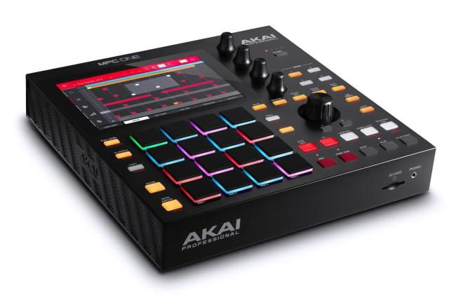 Akai's MPC One is a (reasonably) affordable music production machine