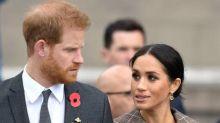 Royals: Wobei Prinz Harry seiner Meghan nicht helfen darf