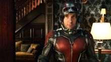 Ant-Man and The Wasp set pic teases Ant-Man's new suit