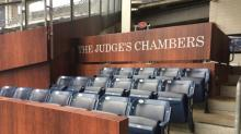 Aaron Judge gets his own cheering section at Yankee Stadium