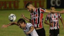 Copa do Nordeste: Confiança elimina o Santa Cruz e está na semifinal