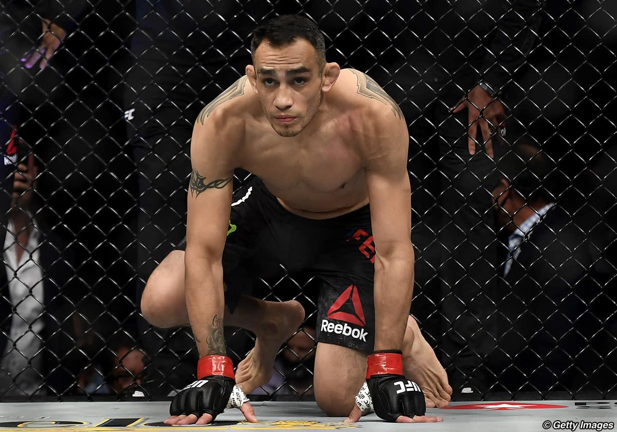 Tony Ferguson says he 'got too one-dimensional,' explains transformation for UFC 262