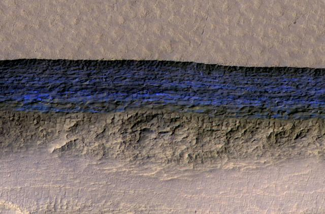 NASA finds easy-to-access water all over Mars