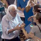 Bernie Sanders raises $4M in 1st day of campaign