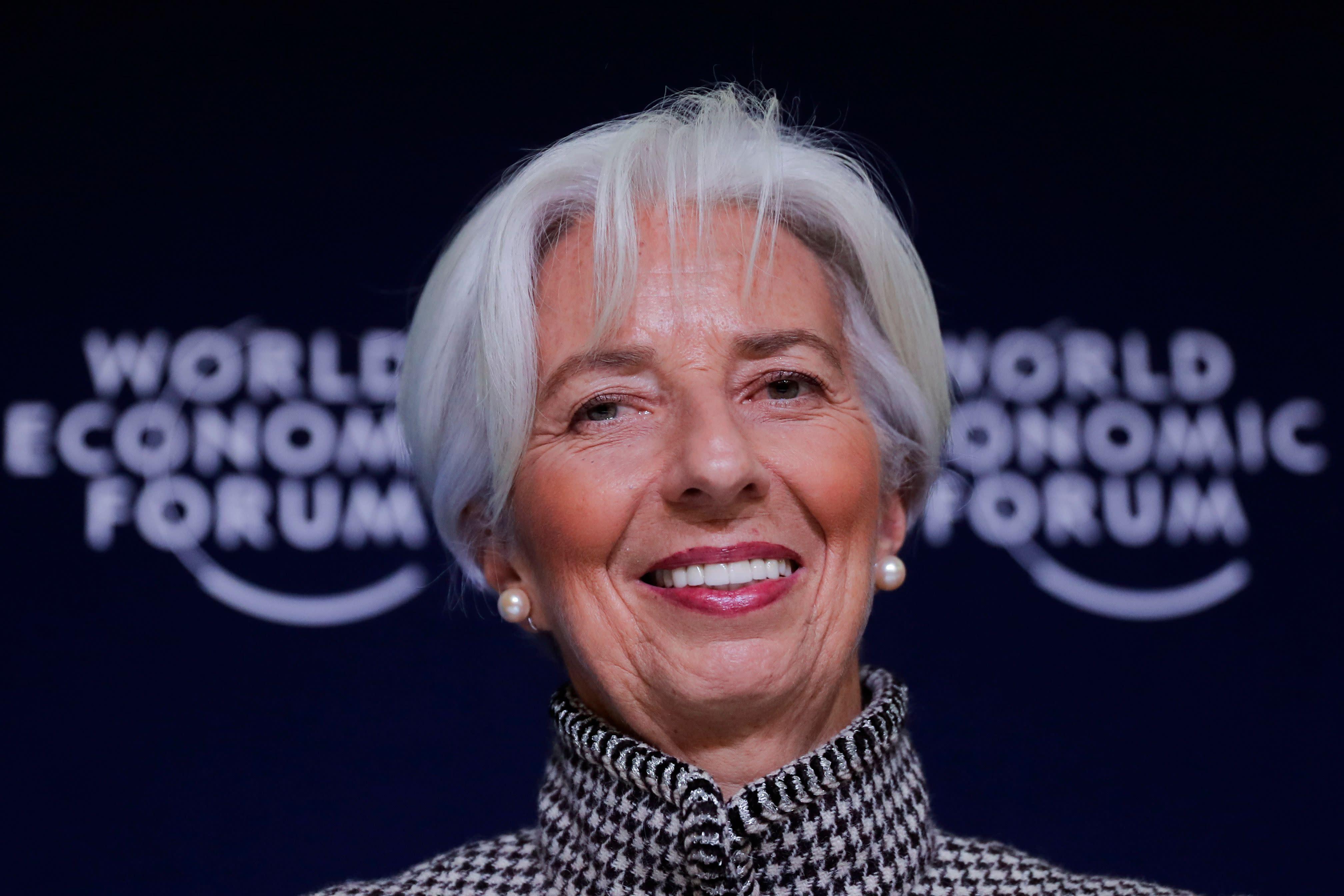 IMF Chair Lagarde has some economic advice for Trump