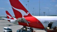 Australian carrier Qantas records strong profits